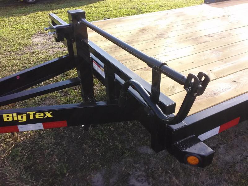 2021 Big Tex 14et-20bk-kr