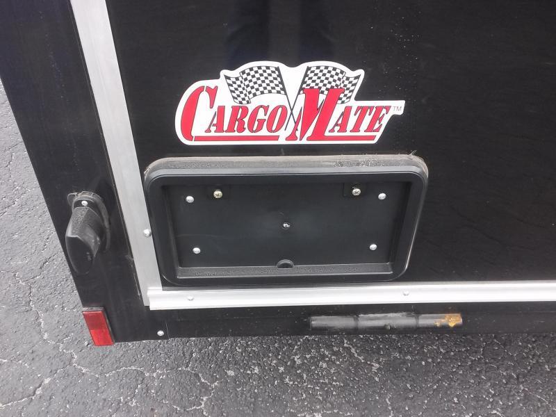 GANS612SA CARGO MATE 6 X 12 ENCLOSED CARGO TRAILER
