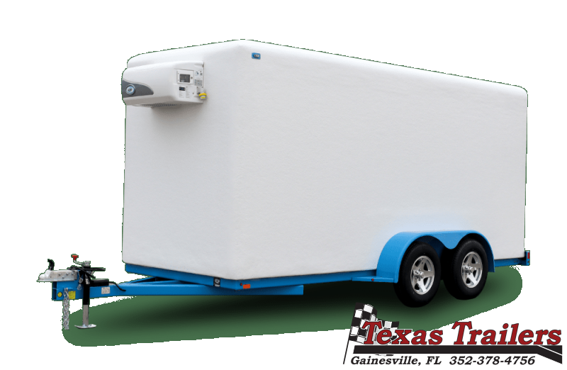 2021 Polar King Mobile PKM616 6X16 Freezer / Refrigerated Trailer