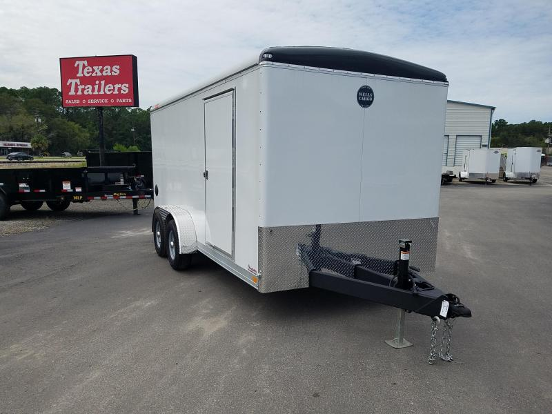 2022 Wells Cargo WHD716T3 Enclosed Cargo Trailer