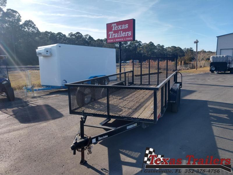 2014 Texas Trailers LM61670 Utility Trailer