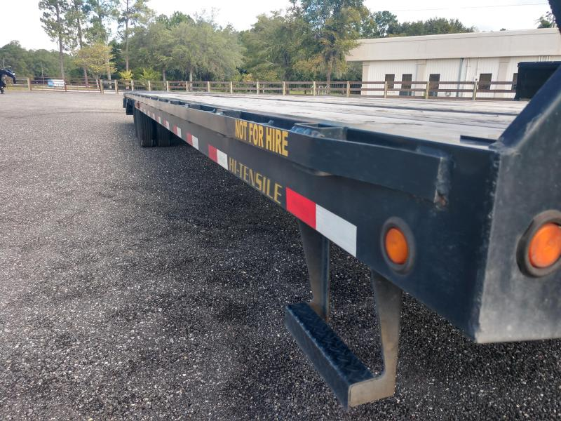 25GN-35BK+5MR BIG TEX 35' + 5' DUAL TANDEM DECKOVER FLATBED W/ 12K AXLES & LRG 14-PLY TIRES