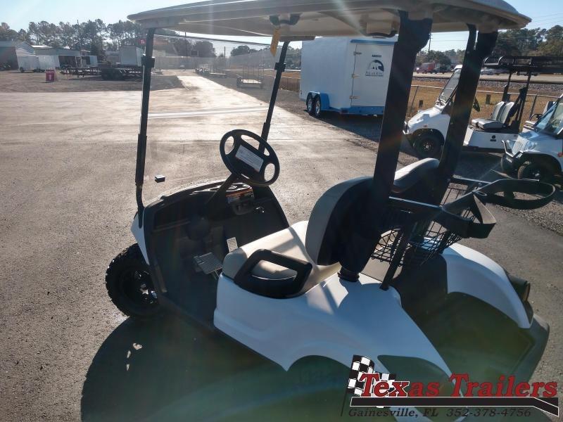 2016 Used Yamaha Gas  YDRAX5 Golf Cart