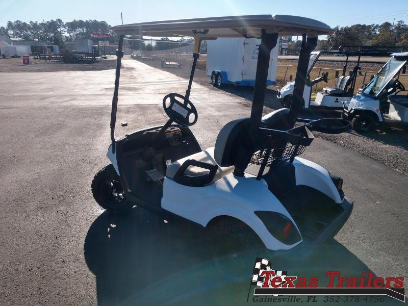 2016 Used Yamaha Gas  YDRAX5 Golf Cart