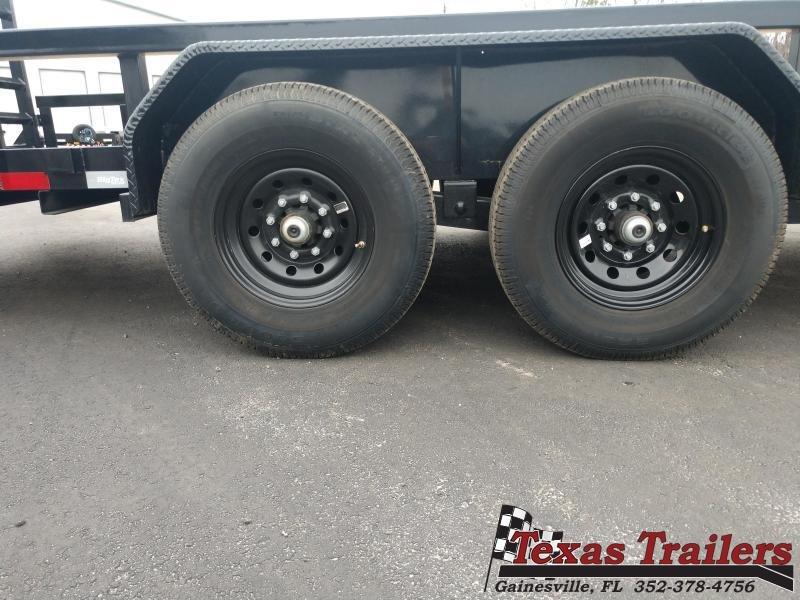 2021 Big Tex Trailers 14PI-20BK5FUR Utility Trailer