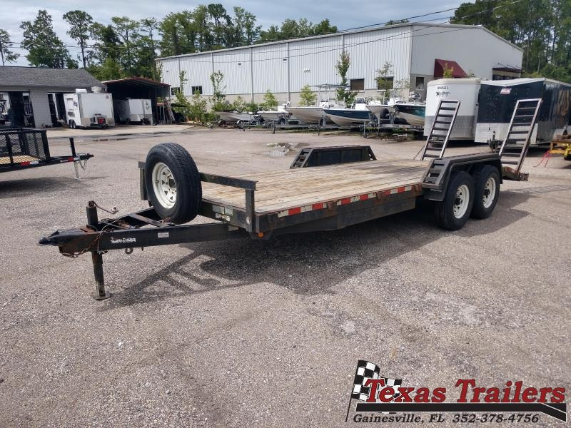 2008 Imperial EQ7206TE Equipment Trailer