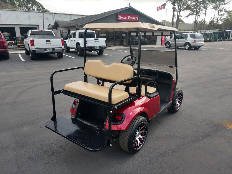 2016  EZ-GO TXT 48 - Volt Electric Golf Cart