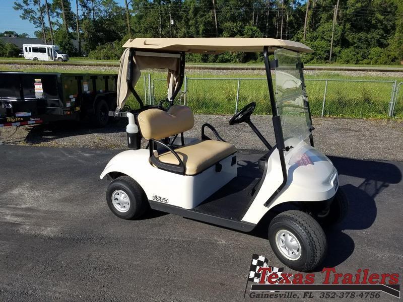 2017 EZ-GO TXT 48 Volt Electric Stock Golf Cart