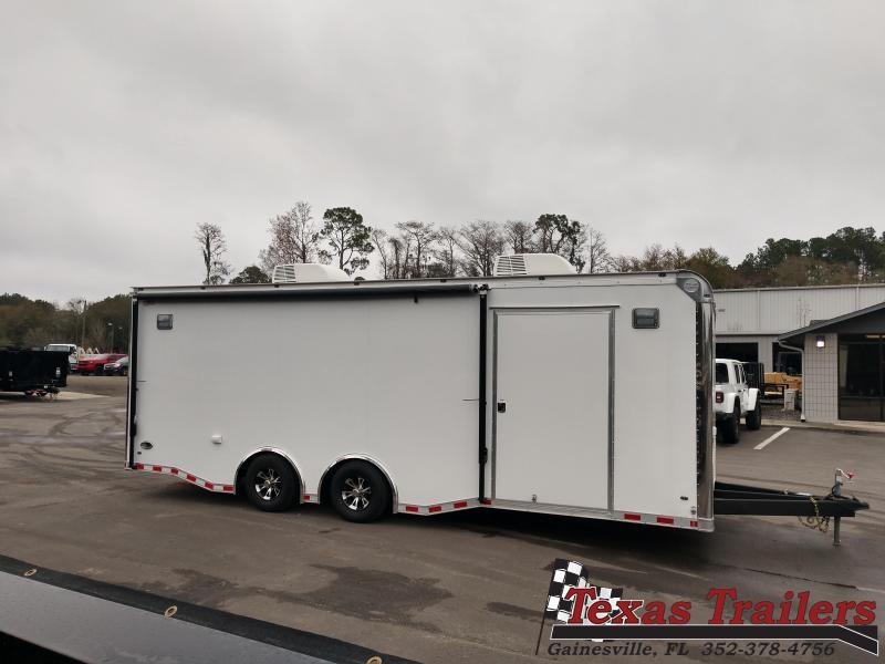 2020 Wells Cargo MT8524T3 Enclosed Cargo Trailer