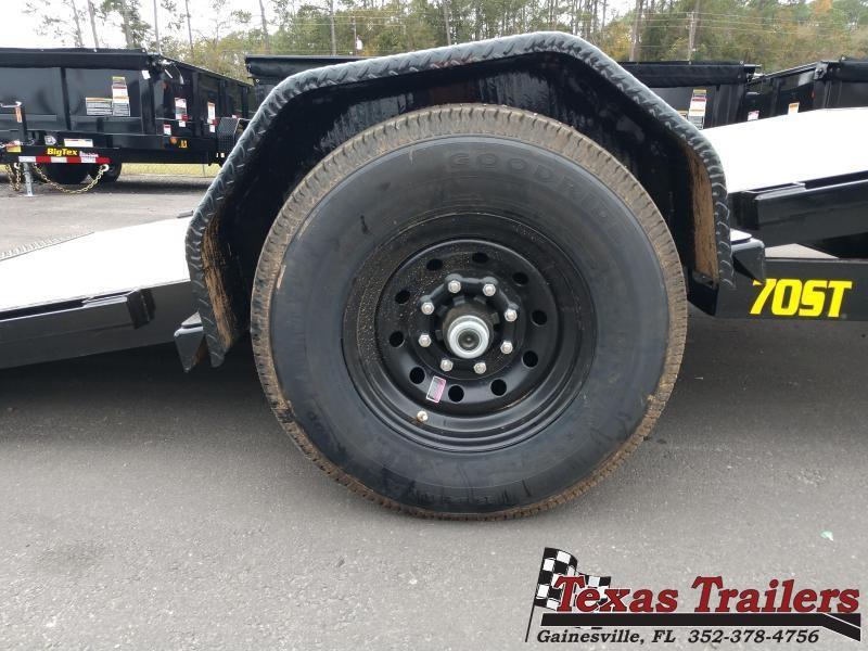 2021 Big Tex Trailers 70ST-16BK Utility Trailer