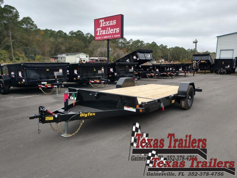 2021 Big Tex Trailers 70ST-16BK Utility Trailer