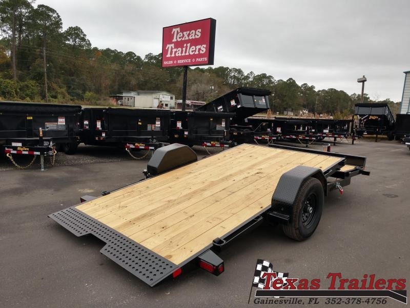 2020 Big Tex Trailers 70ST-16BK Utility Trailer