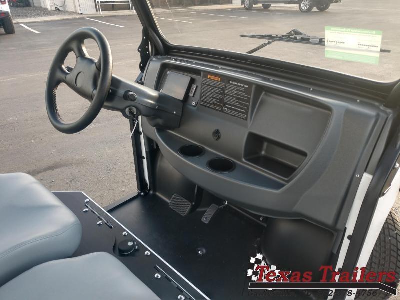 2021 Columbia Vehicles UtiliTruck 200-4X LSV Golf Cart