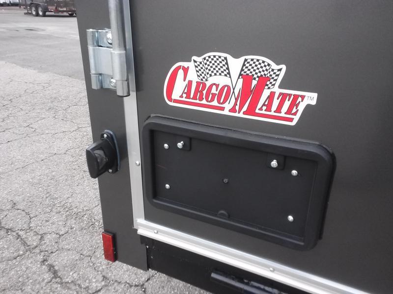 GANS716TA2 CARGO MATE 7 X 16 ENCLOSED CARGO TRAILER