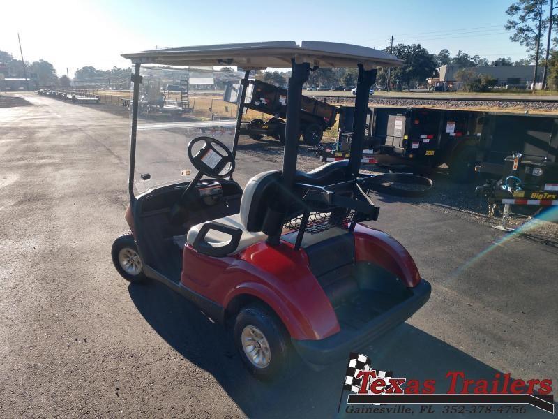 2015 Used Yamaha Gas  YDRAX5 Golf Cart