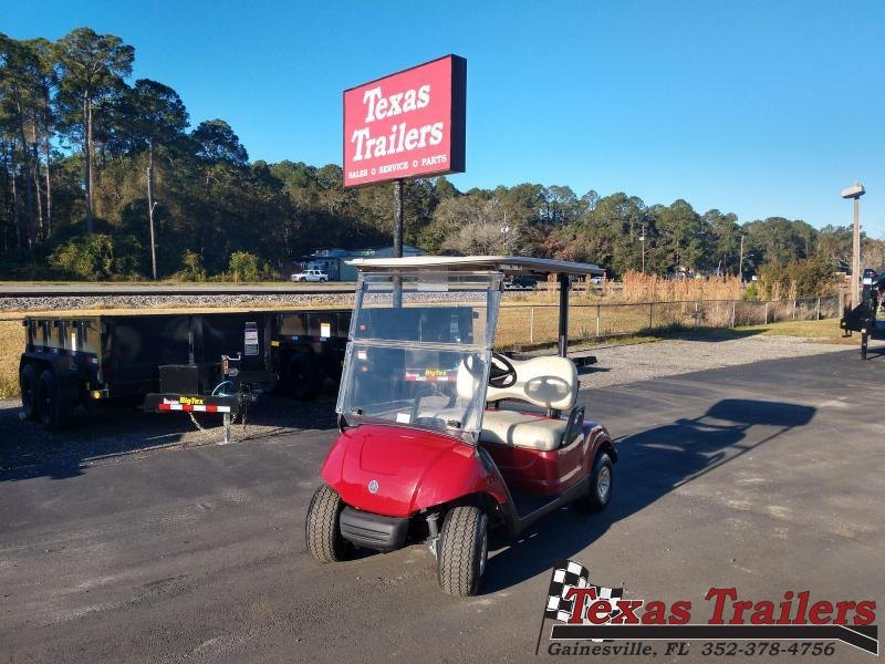 2015 Used Yamaha Gas  YDRAX5 Golf Cart