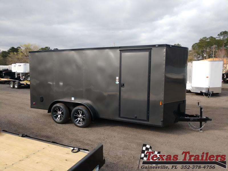 2021 Cargo Mate GANS716TA2 Enclosed Cargo Trailer
