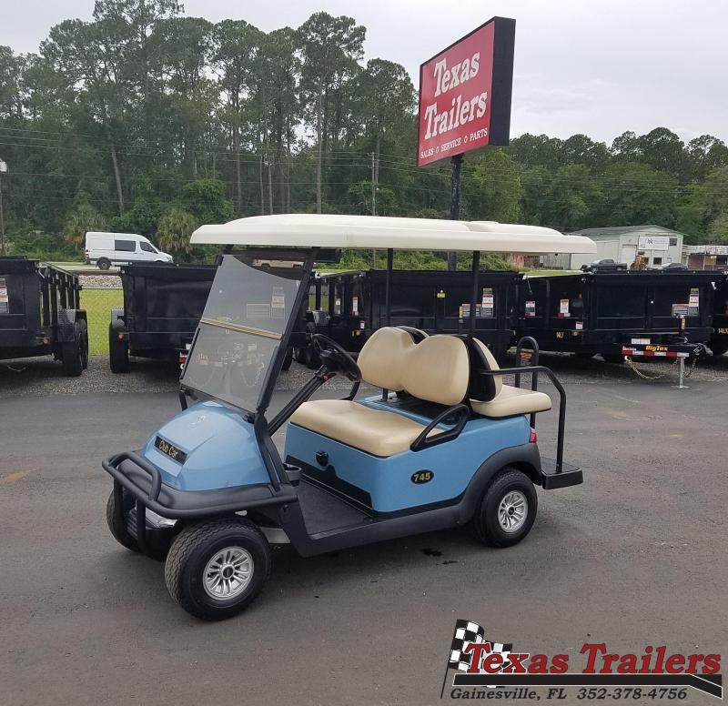 2017 Club Car Used 2017 Precedent i2 Villager Golf Cart. Golf Cart