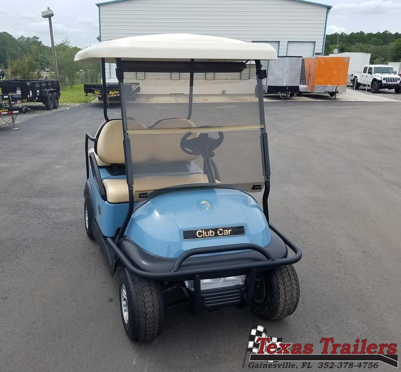 2017 Club Car Used 2017 Precedent i2 Villager Golf Cart. Golf Cart
