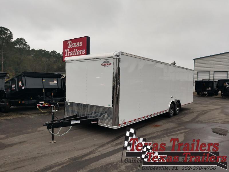 2020 Cargo Mate Trailers GANS8.528TA3 Car / Racing Trailer