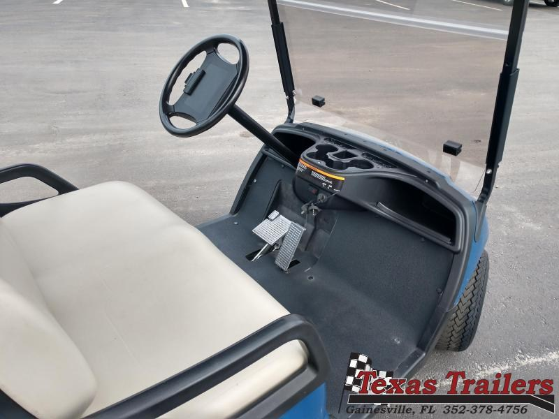 2016 Used Yamaha Gas  YDRA Golf Cart