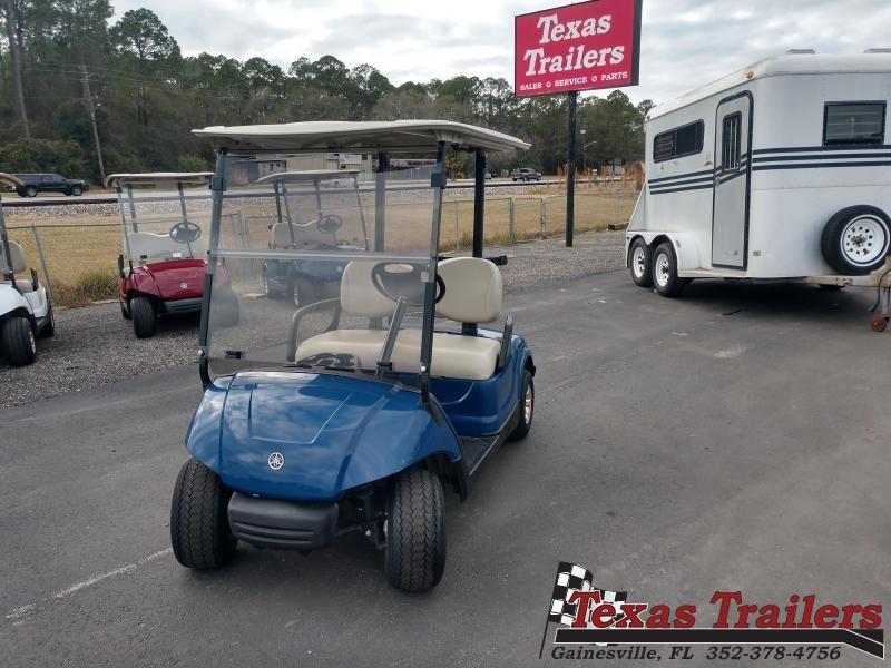2016 Used Yamaha Gas  YDRA Golf Cart