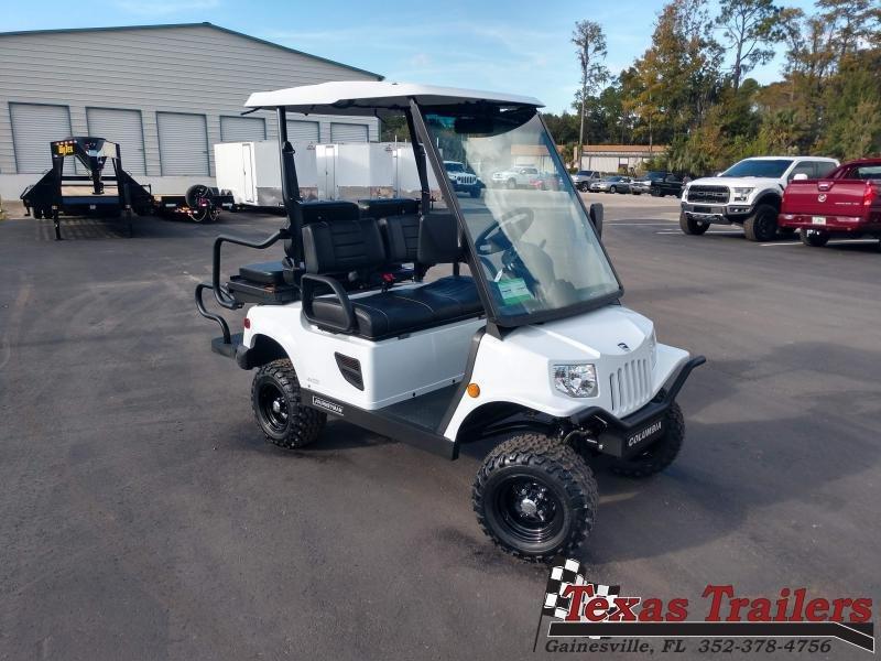 2021 Columbia Vehicle Journeyman 2+2 Street Legal Golf Cart
