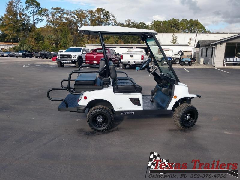 2021 Columbia Vehicle Journeyman 2+2 Street Legal Golf Cart
