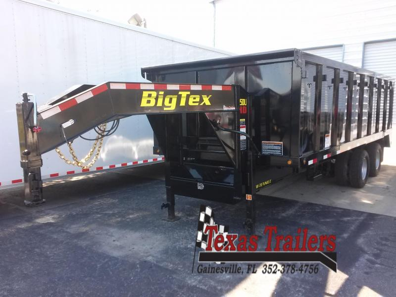 2021 Big Tex Trailers 25DU-20 Dump Trailer