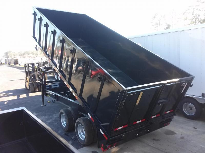 2021 Big Tex Trailers 25DU-20 Dump Trailer
