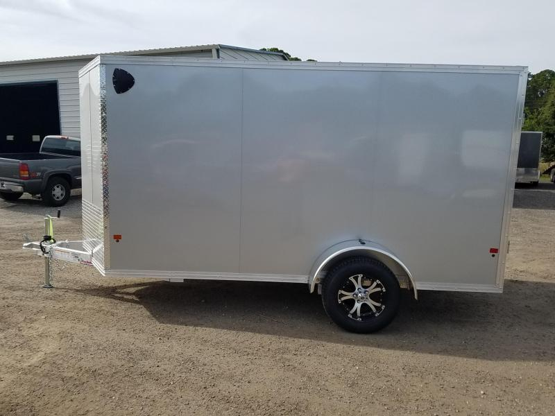 2020 Mission NEW 6X12 CARGO TRAILER Enclosed Cargo Trailer