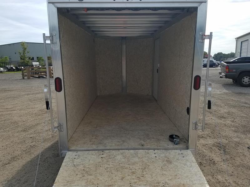 2022 Mission NEW 6X12 CARGO TRAILER Enclosed Cargo Trailer