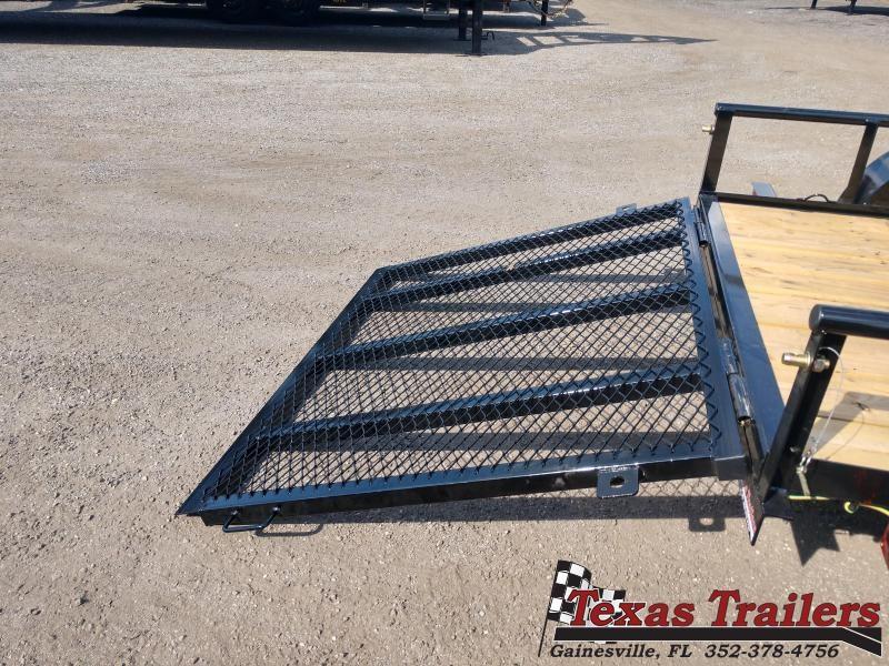 2020 Big Tex Trailers 35SA-12BKRG Utility Trailer