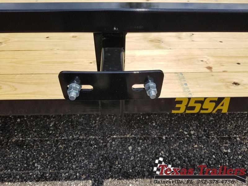35SA-12BK4RG Utility Trailer
