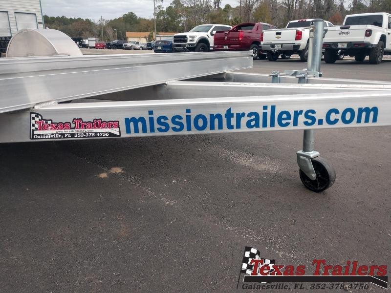 2020 Mission MU72X12AR 2.0 Utility Trailer