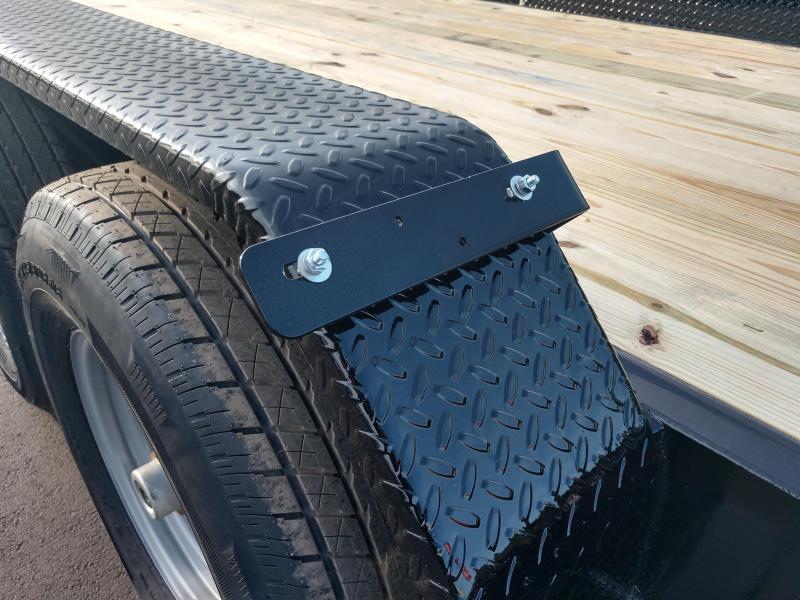 CH3614G TEXAS TRAILERS GOOSENECK 36' (2) CAR HAULER