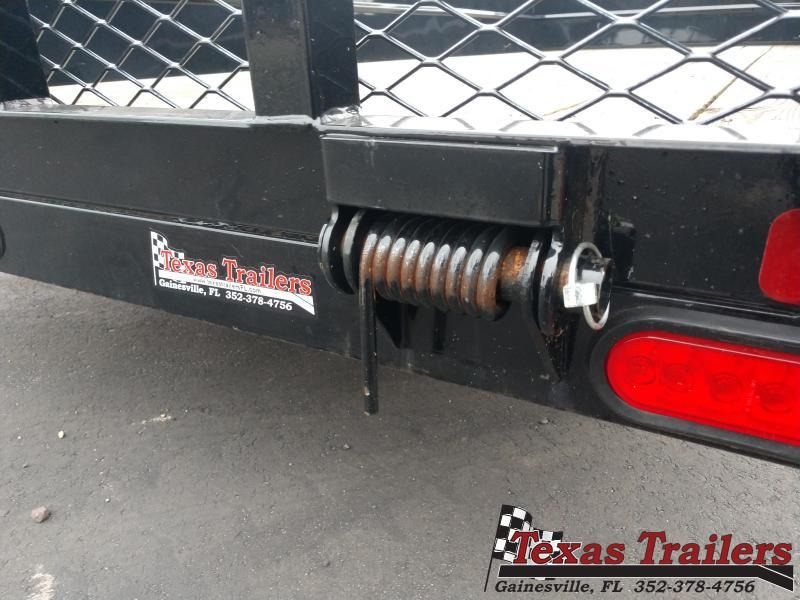 2020 Big Tex Trailers 70TV-18 Utility Trailer