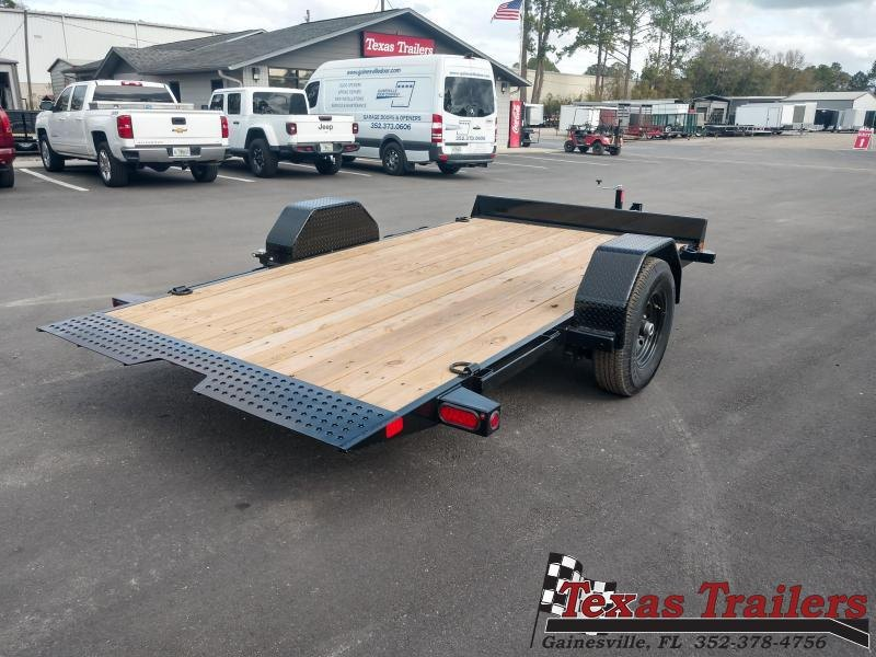 2021 Big Tex Trailers 70ST-13BK Utility Trailer