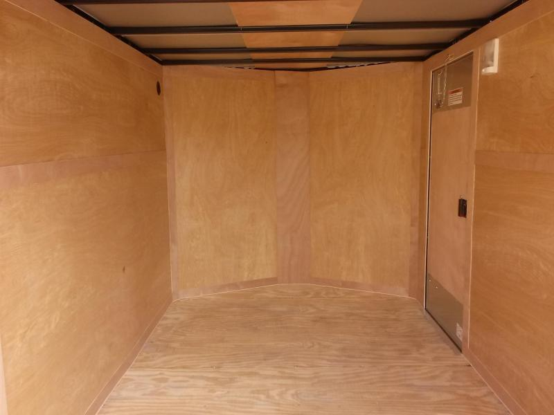 GANS712TA2 CARGO MATE 7 X 12 ENCLOSED CARGO TRAILER