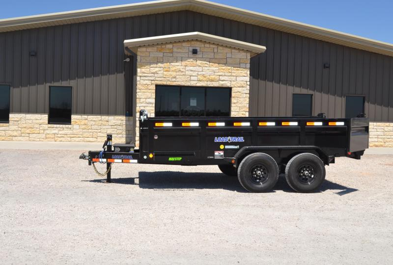 2020 Load Trail DT14 83 x 14x24 in sides Dump Trailer