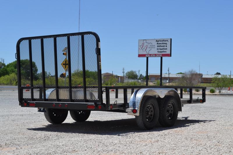 2022 Load Trail UE07 - Tandem Axle Utility 83 x 16 Utility Trailer