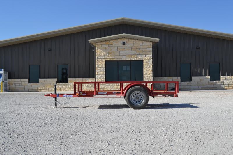 2020 Load Trail SA03 - Single Axle Landscape 60 x 10 Utility Trailer