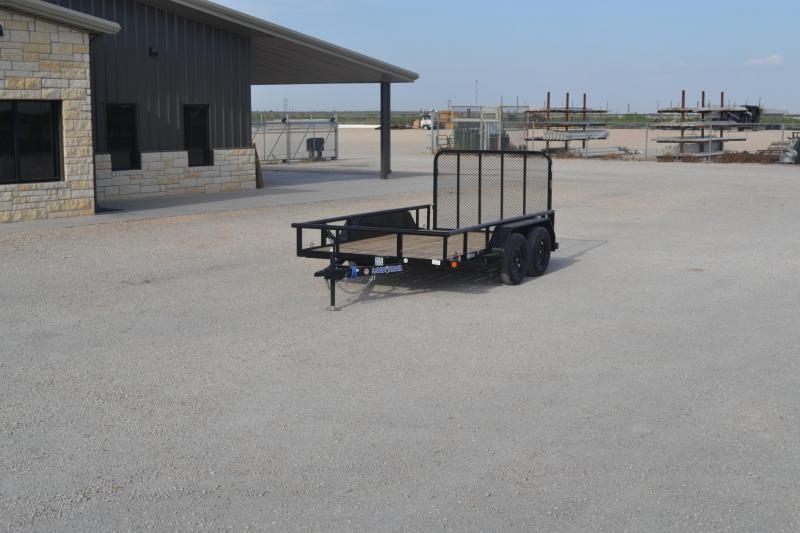 2020 Load Trail UE07 - Tandem Axle Utility 77 x 12 Utility Trailer