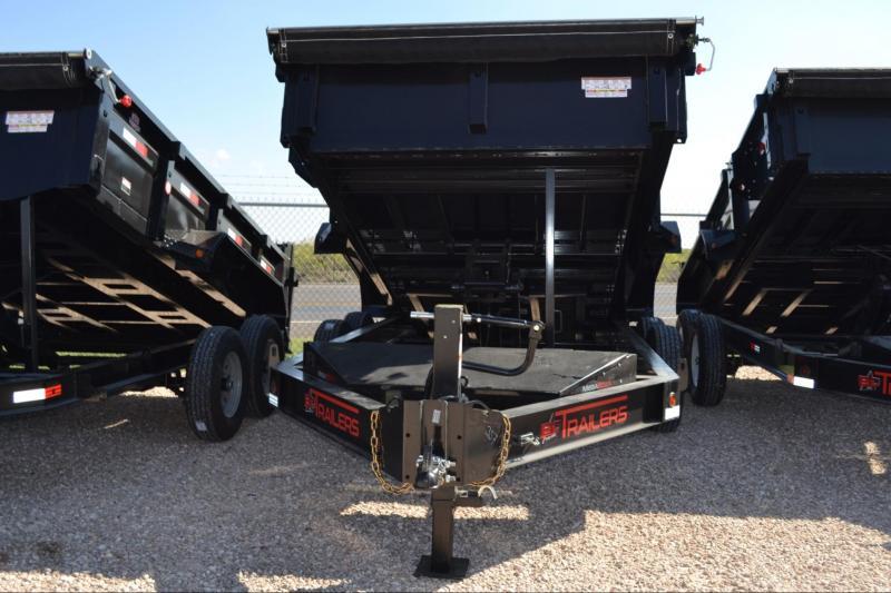 2021 Other 83 x 12 x 22 SIDES Low Pro Dump Dump Trailer