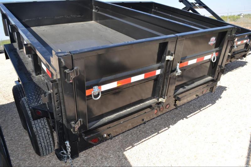 2021 Other 77 x 12 x 18 SIDES Utility Dump Trailer Dump Trailer