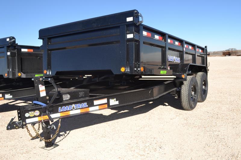 2021 Load Trail DT14 83 x 14 x 24 Dump Trailer