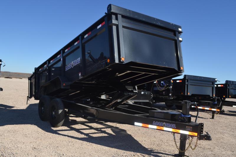 2021 Load Trail DT14 83 x 16 x 36 Dump Trailer