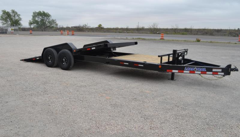2022 Load Trail TD202 Equipment Trailer