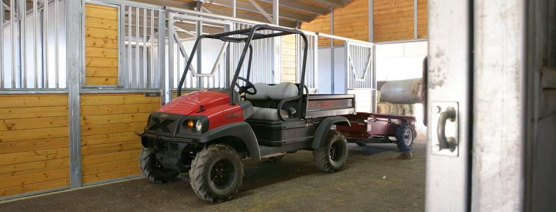 2020 Club Car XRT1550 (Diesel) Utility Side-by-Side (UTV)