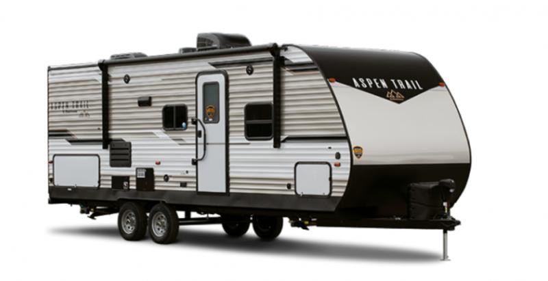 2021 Dutchmen Mfg 3280BHS Aspen Trail Toy Hauler